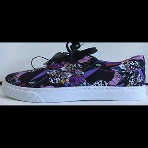 Disney Shoes - DISNEY VILLIANS Sz 10 Sneakers NWT